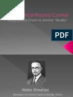 Statistical Process Control @ black
