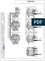 Pakistan 500kV Shikarpur Project Three Phase Tertiary Winding Connection PDF Drawing for Approval