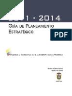 Guia Planeamiento Estrategico 2011-2014