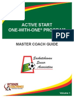 Active Start One With One Program Master Coach Guide