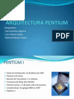 Arquitectura Pentium