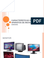 Trabajo 19-CARACTERÍSTICAS DE APARATOS DE INOVACIÓN
