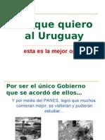 Porque Quiero Al Uruguay