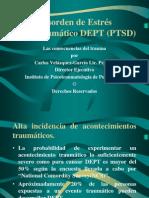 (PTSD) en español revisado Derechos Reservados