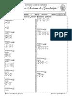 144765533 Operaciones Con Fracciones Potenciacion Radicacion