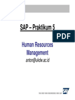 SAP - HR