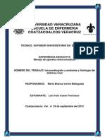 Cardiotocografo y Anato&Fisio Del Sistema Renal