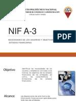 NIF-A3 EXPO