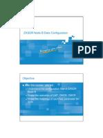 2.WR_OC02_E2_1 ZXSDR Node B Data Configuration(V4.09)-BPK-100