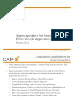 CAP-XX - Supercapacitors for Automotive Applications (Website)