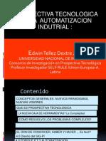 Prospectiva y Automatizacion Clase 2012-1