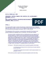 4. Ortega vs. Court of Appeals, 245 SCRA 529