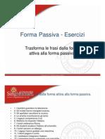 Esercizi -Italiano IV - Parte II