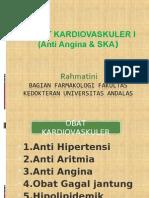 Anti Angina &SKA FK