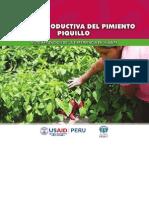 Pub 297 Cadena Productiva de Pimiento Piquillo Huanta Ago 2007