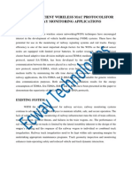 Energy-Efficient Wireless Mac Protocolsfor Railway Monitoring Applications