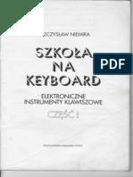 Mieczysław Niemira - Szkoła na keyboard cz. 1