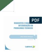 Reagentes e Reacoes LABTEST