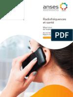 Le rapport de l'Agence sanitaire sur les ondes électromagnétiques