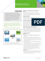 VMware Zimbra Collaboration Server Datasheet