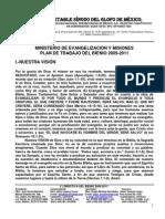 Evangelización y Misión de la Iglesia Cristiana. Ladislao Domínguez Clara