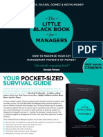 The little black book for managers by John Cross, Rafael Gomez and Kevin Money