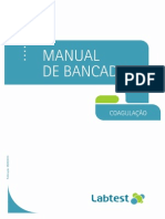 Manual de Bancada COAGULACAO