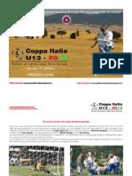 Presentazione Coppa Italia U13