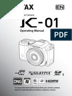 K-01 Manual
