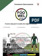 Presentazione Foowel Camp 2014