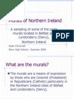 Murals of Northern Ireland