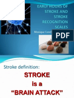 (Roa-monick)Stroke Recognition Scales.