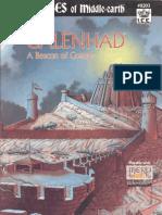 MERP Calenhad a Beacon of Gondor