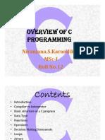 12 Cprogramming