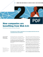 How Companies Are Benefiting From Web 2.0