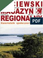 Kociewski Magazyn Regionalny nr 58