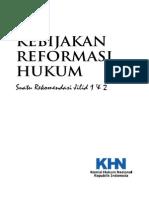Rekomendasi KHN