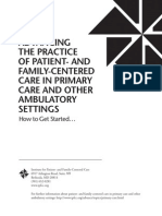 Www.ipfcc.org PDF GettingStarted-AmbulatoryCare