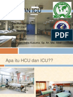 HCU dan ICU