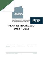 Aneca 2013-2016