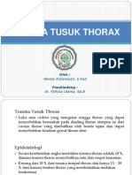 Trauma Thorax (BEDAH)