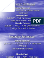Negative-Interrogative and Affirmative Sentences