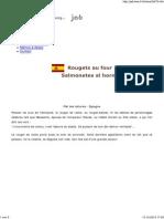 Rougets Au Four - Salmonetes Al Horno
