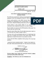 C Civil Law