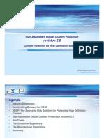 HDCP rev 2