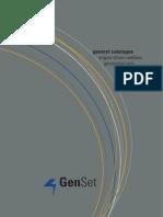 Catalogo Genset 2007 Eng