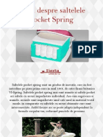 Care este salteaua pocket spring cea mai buna?