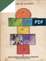 Enciclopedia Practica a Copiilor - Jocuri Si Jucarii (1981) - 2