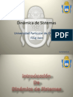 CLASE2. Dinamica Sistemas