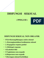 Disfungsi Seks